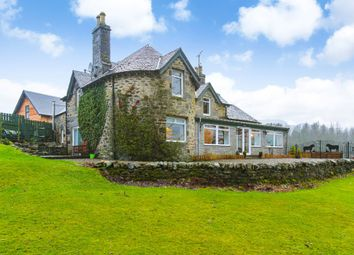 Thumbnail 5 bed detached house for sale in Dunkeld Road, Aberfeldy