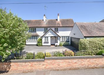 Thumbnail 4 bed detached house for sale in Old Melton Road, Normanton-On-The-Wolds, Keyworth, Nottingham