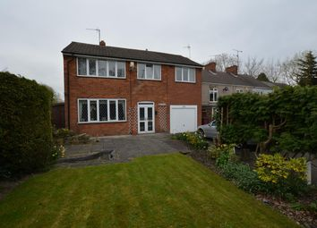 Thumbnail 4 bed detached house for sale in Mansfield Road, Hasland, Chesterfield