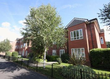 Thumbnail 2 bedroom flat to rent in Devonshire Court, Derbyshire Road South, Sale