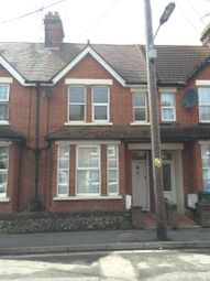 Thumbnail 3 bed terraced house to rent in Queen Street, Littlehampton