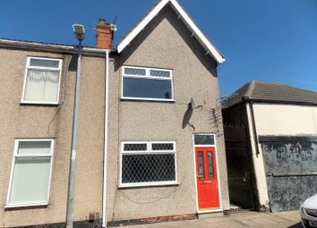 Thumbnail 3 bed end terrace house to rent in Harold Street, Grimsby