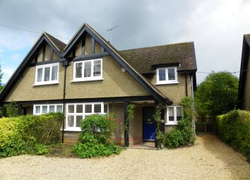 Thumbnail 3 bed semi-detached house to rent in High Street, Nettlebed, Henley-On-Thames