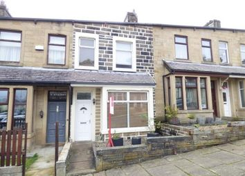 Thumbnail 4 bedroom terraced house for sale in Hawthorne Road, Burnley, Lancashire