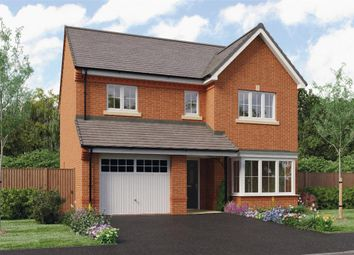 "Thumbnail 4 bedroom detached house for sale in ""Ashbery"" At Honeywell Lane, Barnsley S75, Barnsley,"