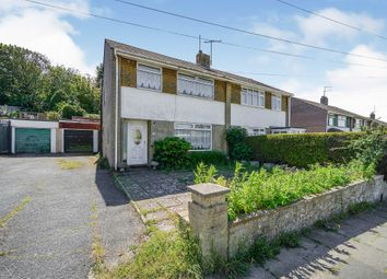 Thumbnail Semi-detached house for sale in Lockwood Crescent, Brighton