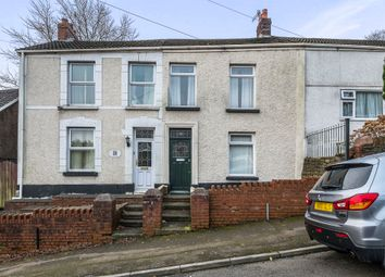 Thumbnail 3 bedroom terraced house for sale in Cwmbath Road, Morriston, Swansea
