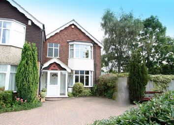 Thumbnail 3 bed semi-detached house to rent in Boundary Road, Newbury
