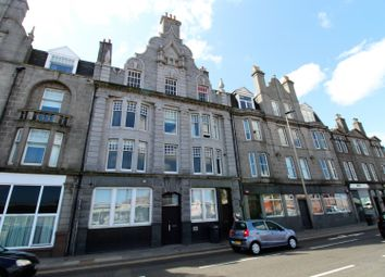 Thumbnail 2 bed flat for sale in Market Street, Aberdeen
