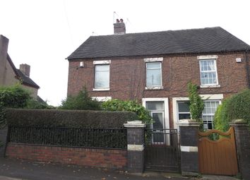 Thumbnail 3 bed semi-detached house for sale in Trentham Road, Dresden, Stoke-On-Trent