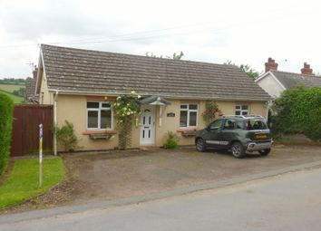 Thumbnail 3 bed detached bungalow for sale in Ridgehill, Ridgehill, Hereford