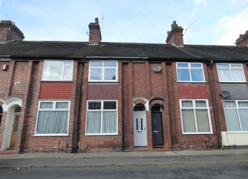 Thumbnail 2 bed terraced house for sale in Cotesheath Street, Hanley, Stoke-On-Trent