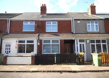Thumbnail 3 bed terraced house to rent in Lancaster Avenue, Grimsby
