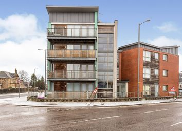 Thumbnail 2 bed flat for sale in Raploch Road, Stirling