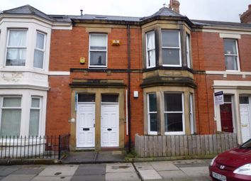 Thumbnail 3 bed flat to rent in Hazelwood Avenue, Jesmond, Newcastle Upon Tyne, Tyne And Wear
