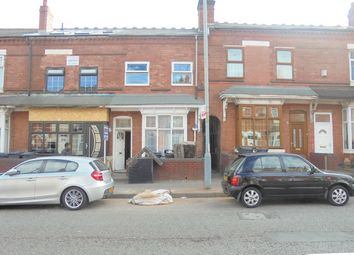 Thumbnail 4 bedroom terraced house for sale in Witton Road, Aston