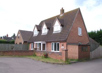 Thumbnail 3 bed detached house for sale in Aldeburgh Road, Friston, Saxmundham