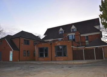Thumbnail Studio to rent in Manor Court, Moat Road, Walsall