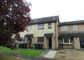 Thumbnail 2 bed terraced house for sale in The Pastures, Broughton Astley, Leicester