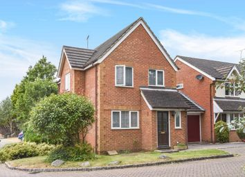 Thumbnail 3 bed detached house for sale in Butterfields, Camberley, Surrey