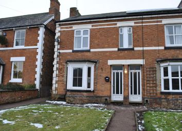 Thumbnail 2 bed semi-detached house for sale in Station Street, Kibworth Beauchamp