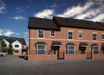 Thumbnail 3 bed town house for sale in Sandwell Road, West Bromwich