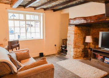 Thumbnail 3 bedroom terraced house for sale in North Street, Crowland, Peterborough