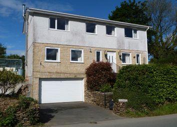 Thumbnail 4 bed detached house for sale in St Ive Road, Pensilva, Liskeard