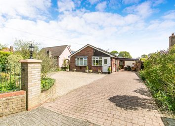 Thumbnail 3 bed detached bungalow for sale in Bent Lane, Rushmere St. Andrew, Ipswich