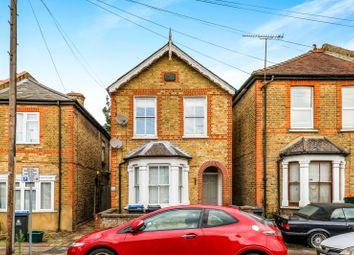 Thumbnail 1 bed flat to rent in Hardman Road, Kingston Upon Thames
