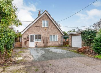 Thumbnail 3 bed bungalow for sale in Magdalen Street, Eye