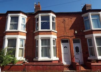 Thumbnail 3 bed terraced house for sale in Chermside Road, Aigburth, Liverpool, Merseyside
