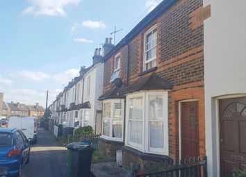 Thumbnail 2 bed terraced house to rent in Redstone Road, Redhill