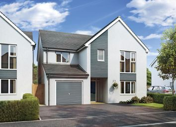 Thumbnail 5 bed detached house for sale in Harold Hines Way, Trentham Manor, Stoke-On-Trent
