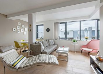 Thumbnail 2 bed flat for sale in Kirby Street, London