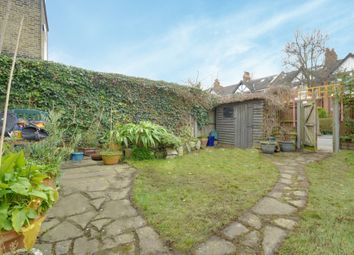 Thumbnail 5 bed terraced house to rent in St Albans Avenue, London