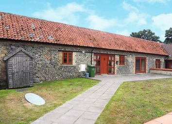 Thumbnail 3 bed barn conversion to rent in Black Dyke Road, Hockwold, Thetford