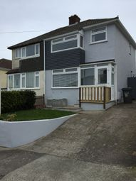 Thumbnail 3 bed semi-detached house to rent in Wishings Road, Brixham