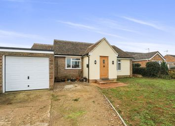 Thumbnail 3 bed detached bungalow for sale in Ipswich Road, Elmsett, Ipswich