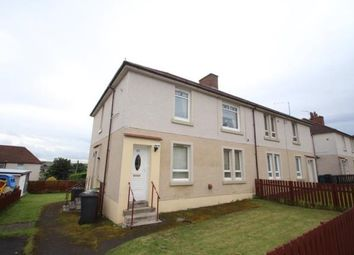 Thumbnail 2 bed flat for sale in Rosebank Street, Airdrie, North Lanarkshire