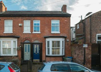 Thumbnail 2 bed end terrace house for sale in Renshaw Street, Altrincham