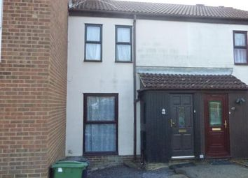 Thumbnail 2 bed terraced house to rent in Coneyburrow Gardens, St Leonards-On-Sea