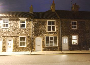 Thumbnail 2 bedroom terraced house to rent in Earls Street, Thetford, Norfolk