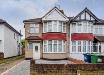 Thumbnail 3 bedroom semi-detached house for sale in Walton Road, Harrow