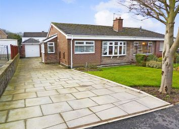 Thumbnail 2 bedroom semi-detached bungalow to rent in Carberry Way, Longton, Stoke-On-Trent