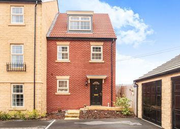 Thumbnail 3 bed semi-detached house for sale in Outfield Drive, Ackworth, Pontefract