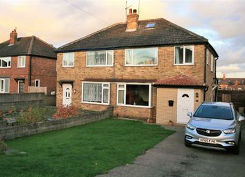 Thumbnail 3 bed semi-detached house for sale in Wedderburn Avenue, Harrogate