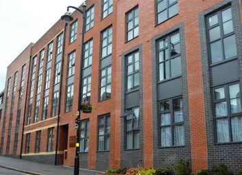 Thumbnail 2 bedroom flat to rent in Metalworks, 93 Warstone Lane, Birmingham, West Midlands