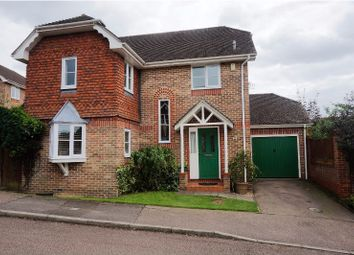 Thumbnail 3 bed detached house for sale in Foxholes, Rudgwick