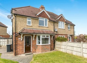 Thumbnail 3 bed semi-detached house to rent in Harts Gardens, Guildford